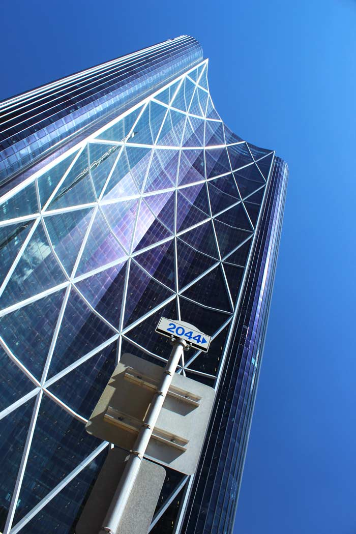 Calgary: Bow Tower