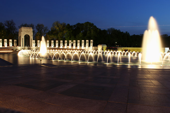 Washington DC, World War II Memorial